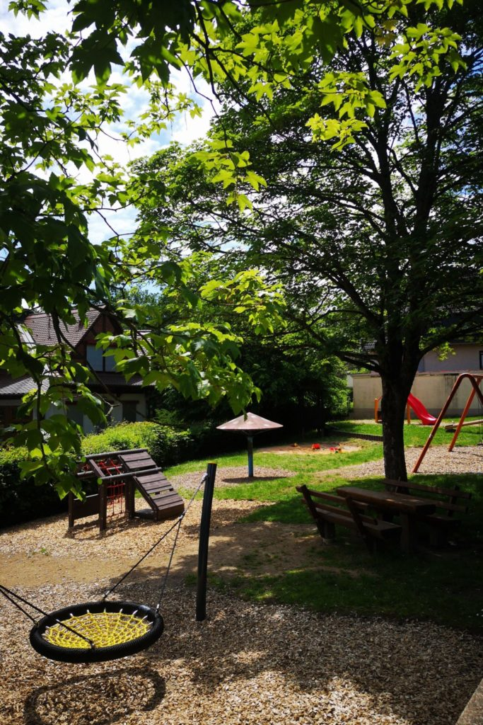 Spielplatz in Fischbachtal