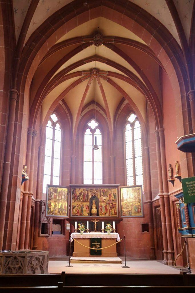 Evangelische Kirche Schotten