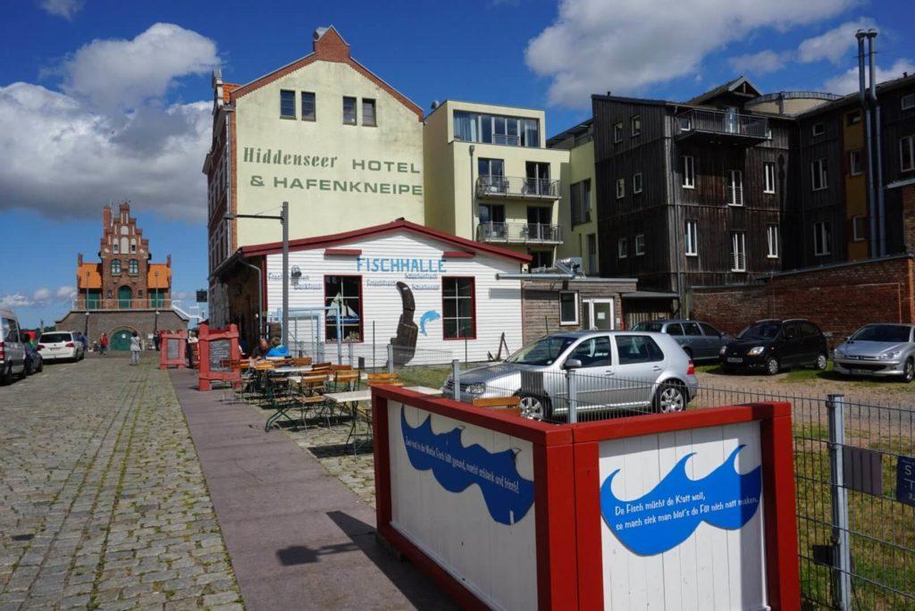 Restaurant Fischhalle Stralsund