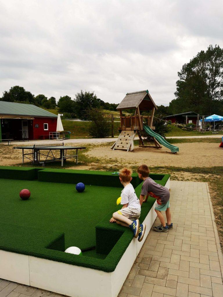 Fußball Golf Bad Doberan