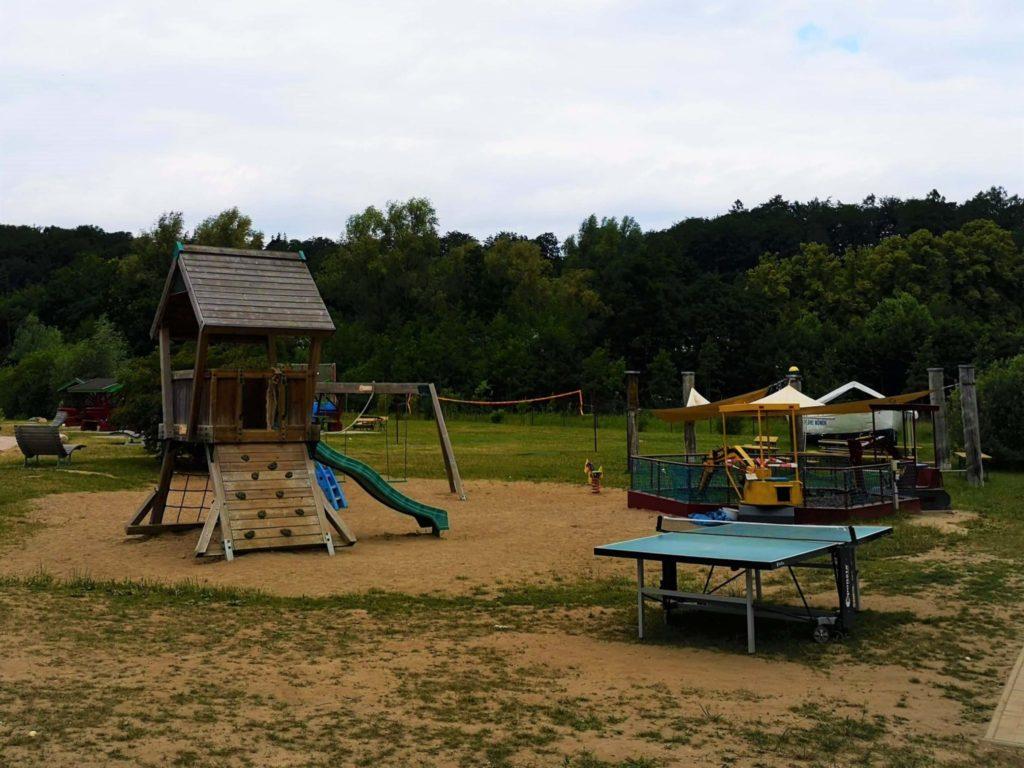 Spielplatz Golf Bad Doberan