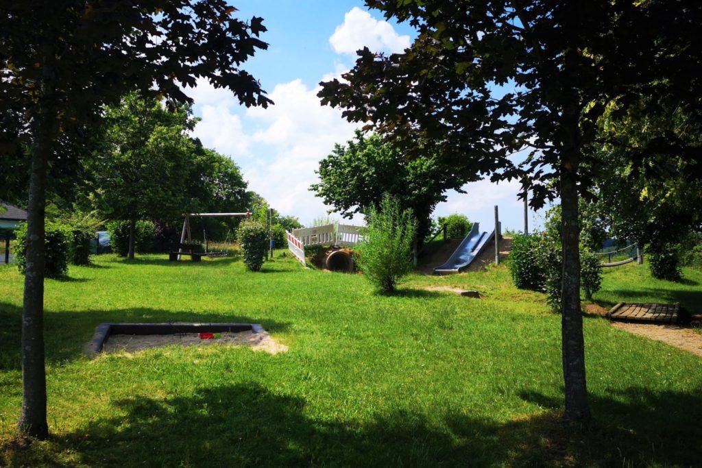 Spielplatz in Schotten