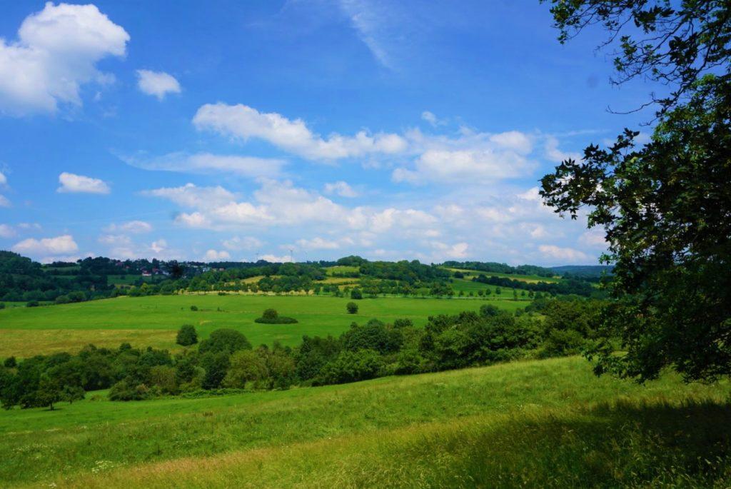 Eine tolle Landschaft