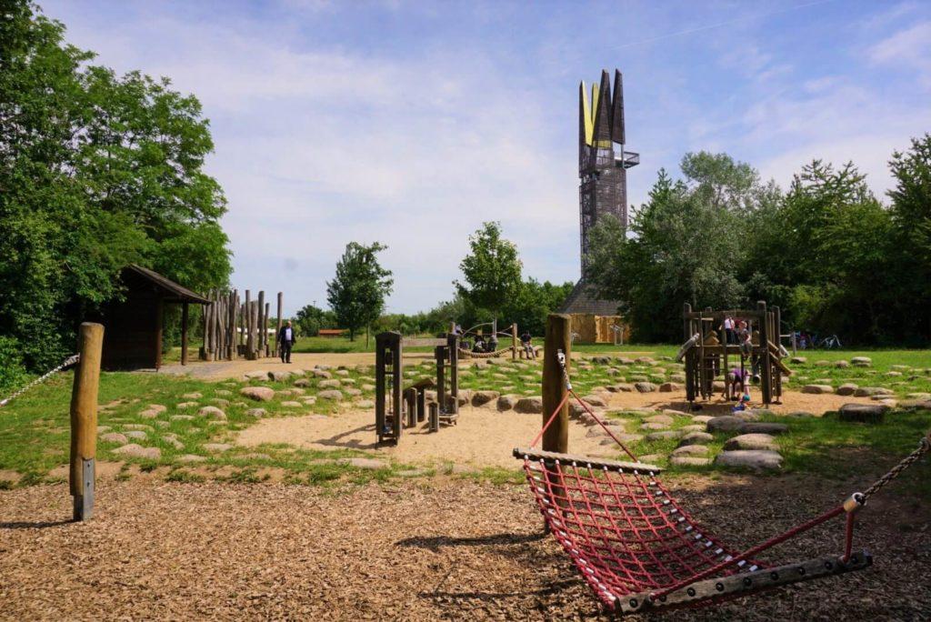 Weilbacher Kiesgruben Spielplatz