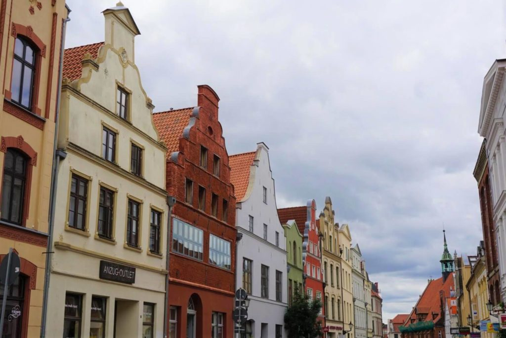 Wismarer Altstadt