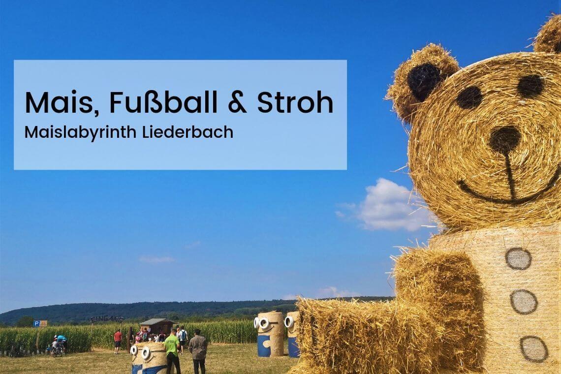 Homepage Banner Maislabyrinth Liederbach
