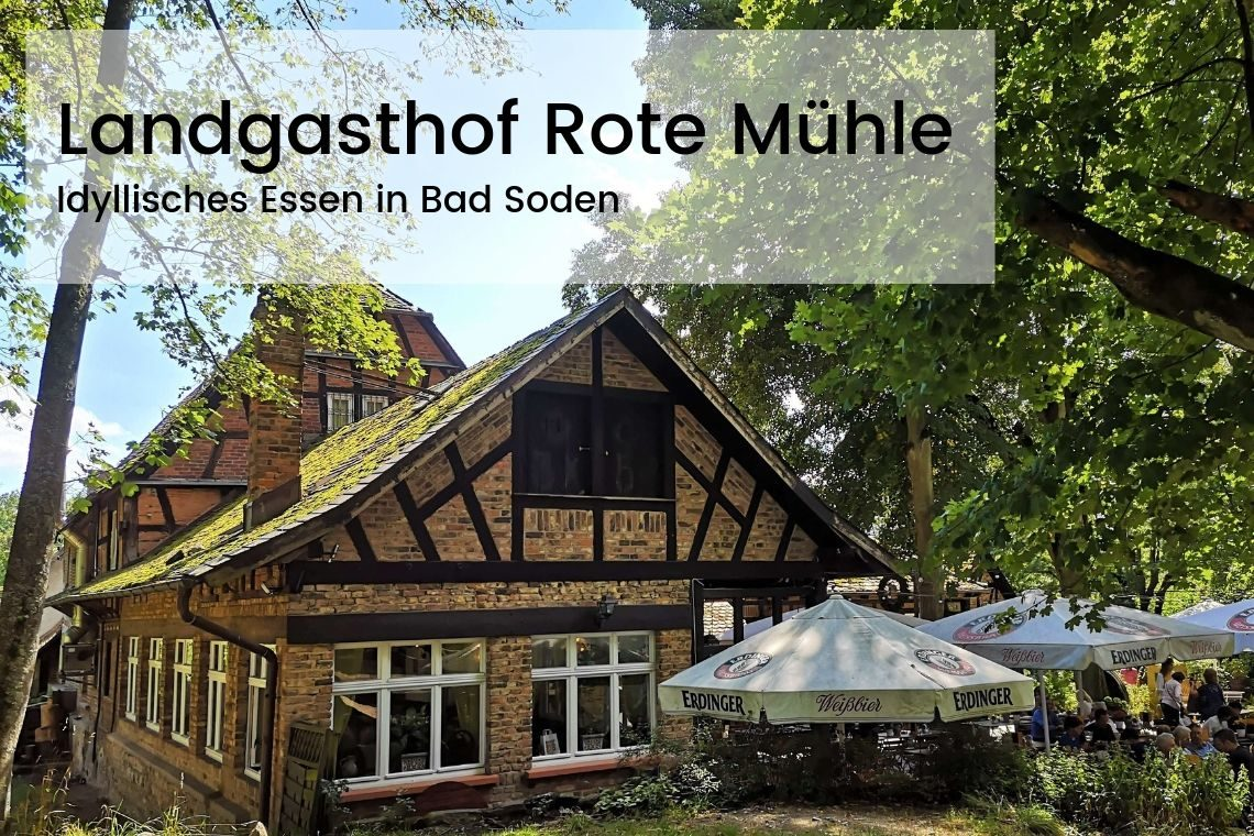 Rote Mühle Bad Soden