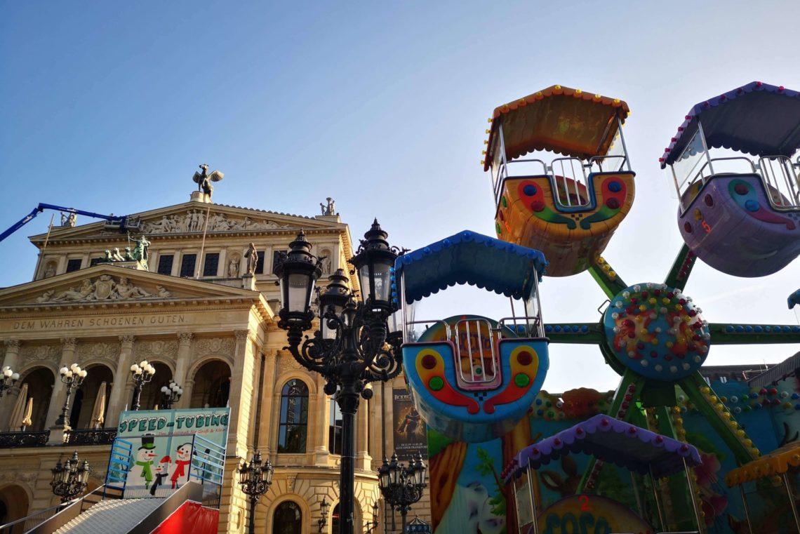Opernspiele Frankfurt