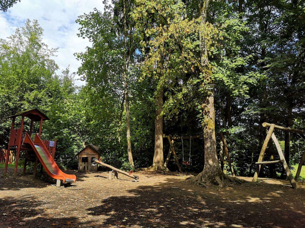 Spielplatz Rote Mühle in Bad Soden