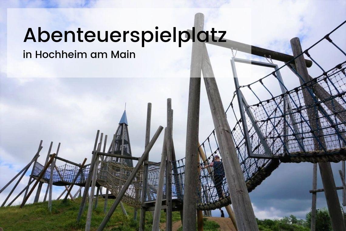 Abenteuerspielplatz Hochheim