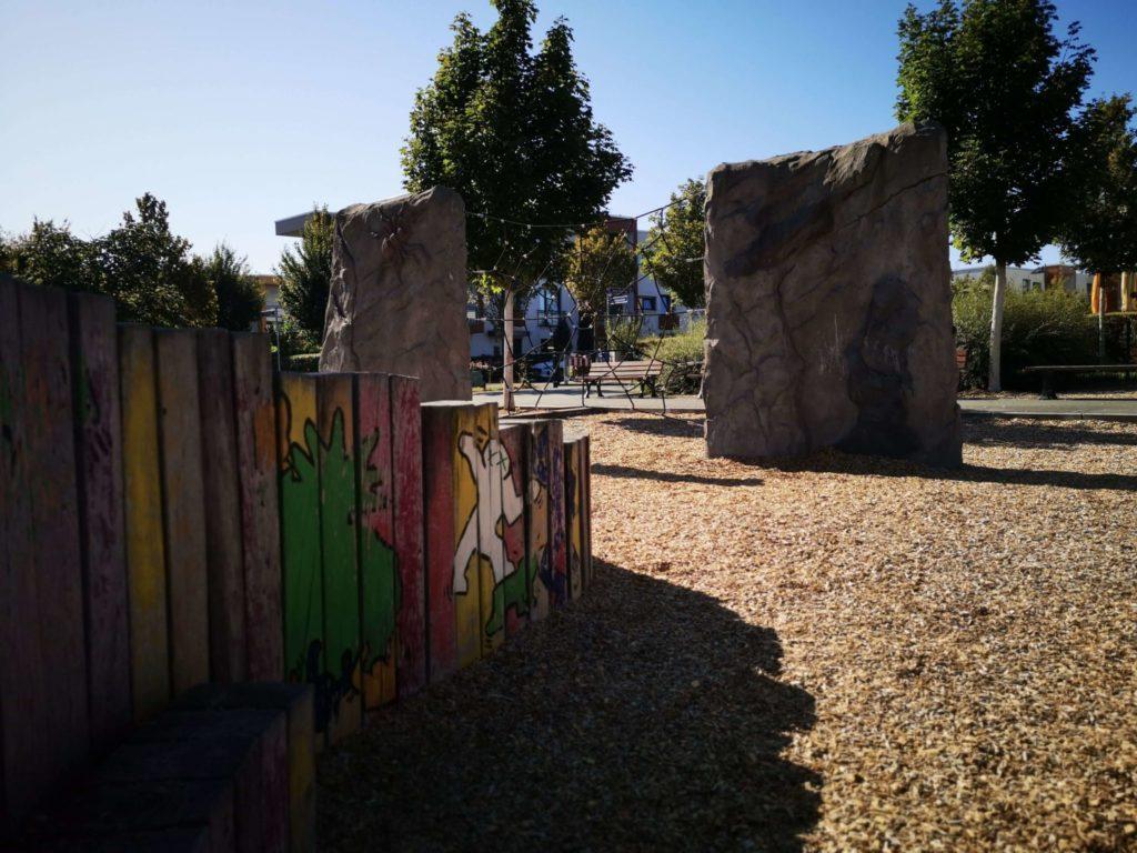 Klettern Spielplatz Johann-Beyer-Weg