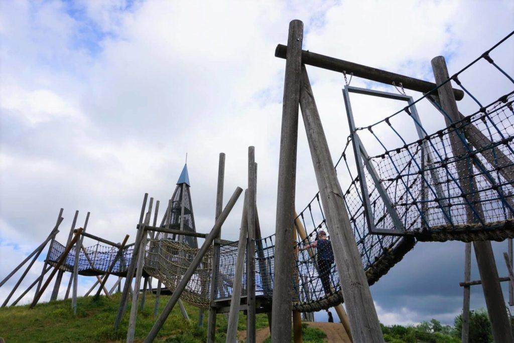 Spielplatz Spielpark Hochheim