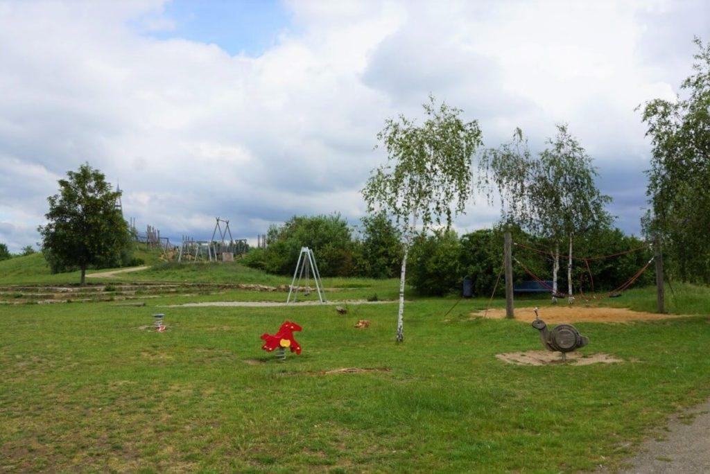 Wipptiere Abenteuerspielplatz Hochheim