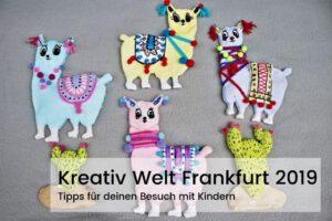Kreativ Welt Frankfurt 2019