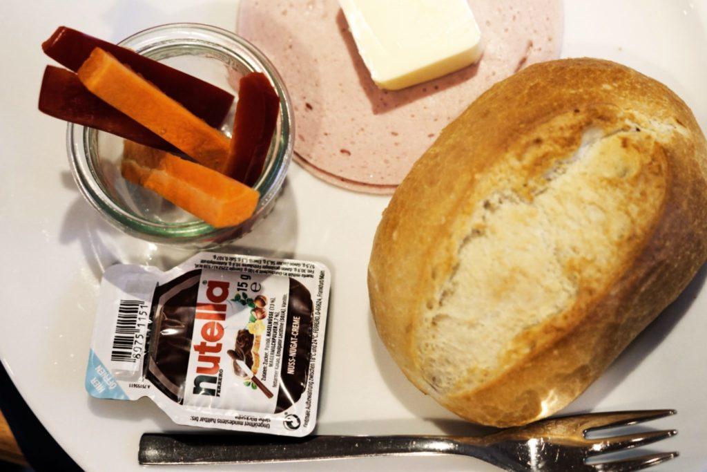 Leckeres Kinderfrühstück