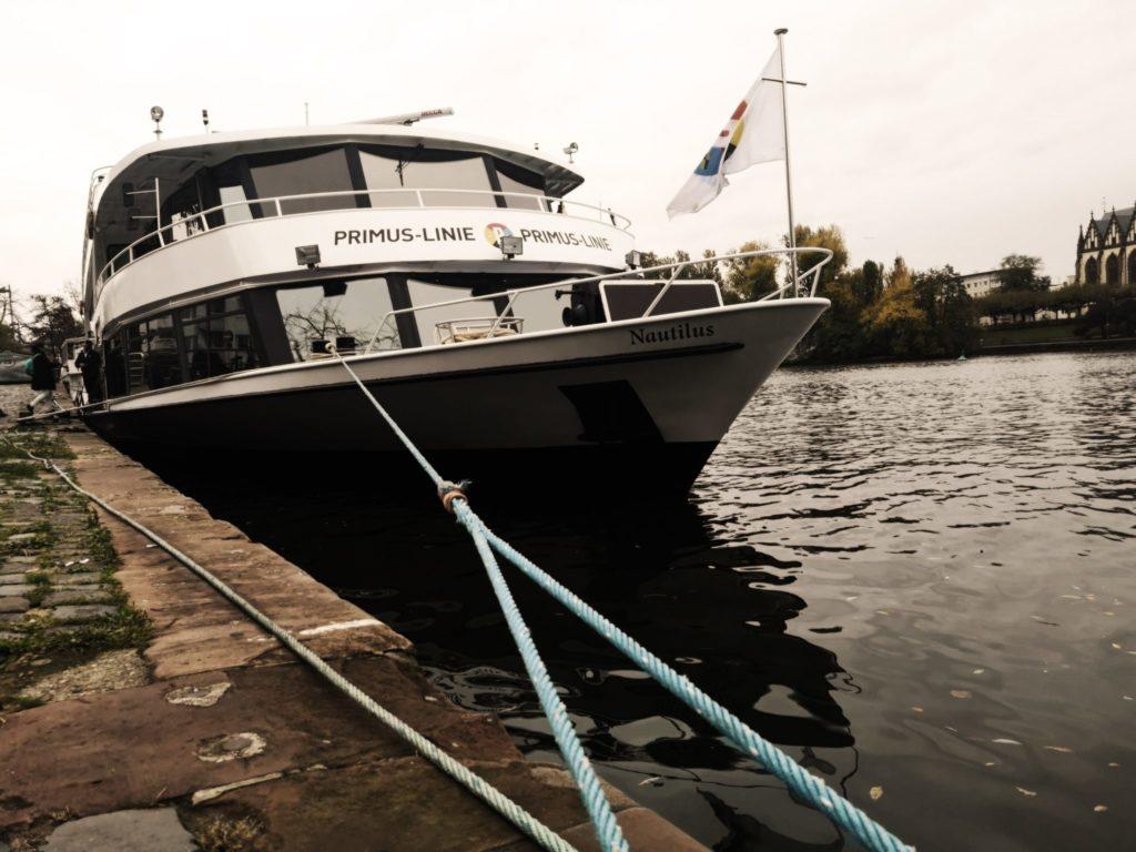 Schiff Nautilus Primus Linie