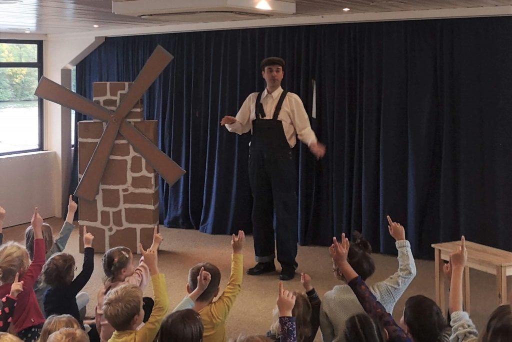 Schönes Theaterstück - perfekt für Kids ab 4 Jahren