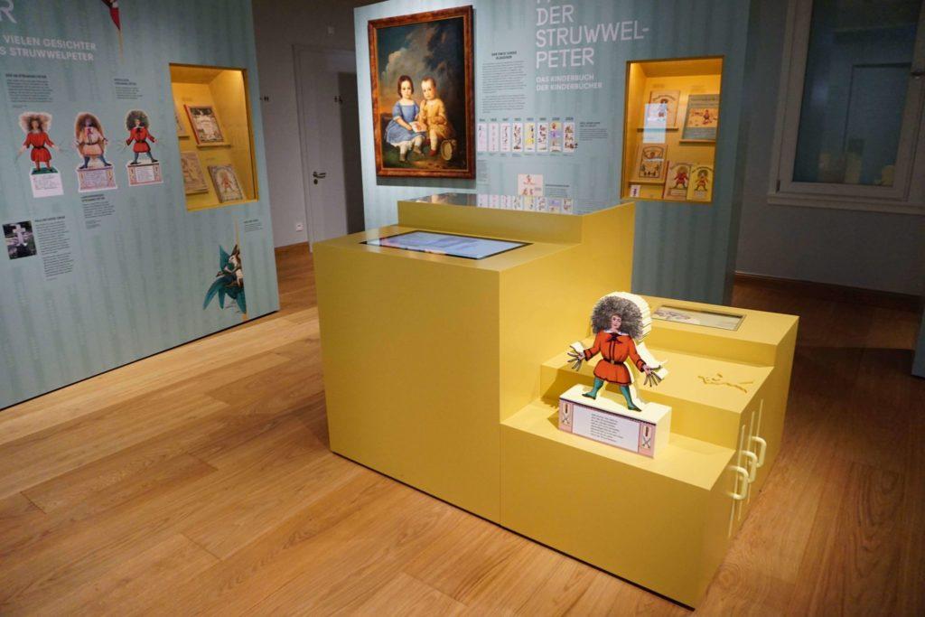 Struwwelpeter Museum Übersicht