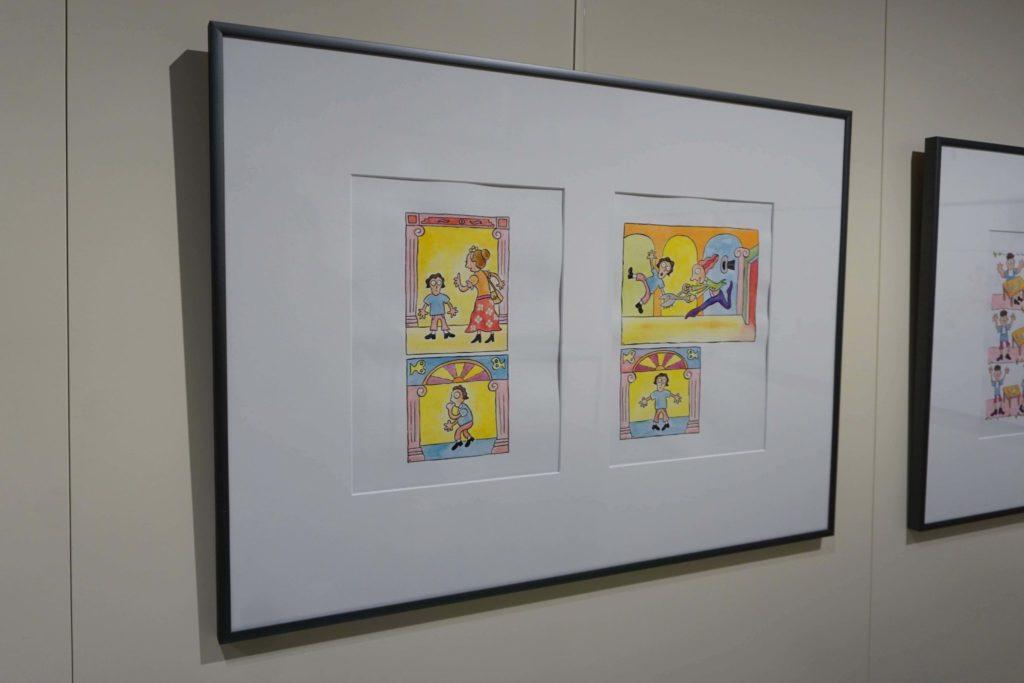 Kubanischer Struwwelpeter im Struwwelpeter Museum