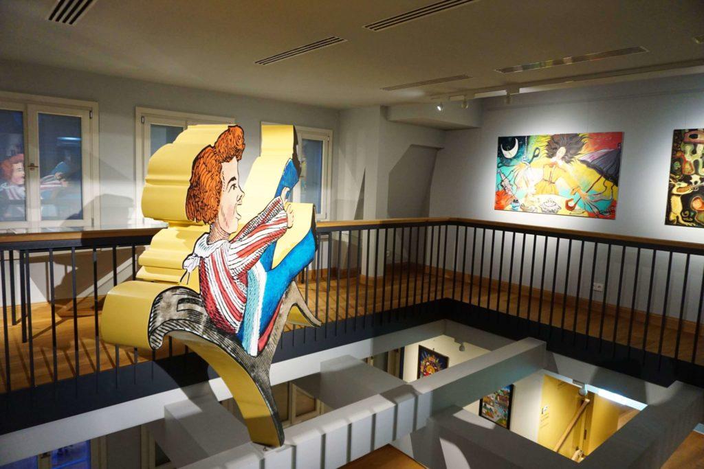 Zappel Philipp im Struwwelpeter Museum