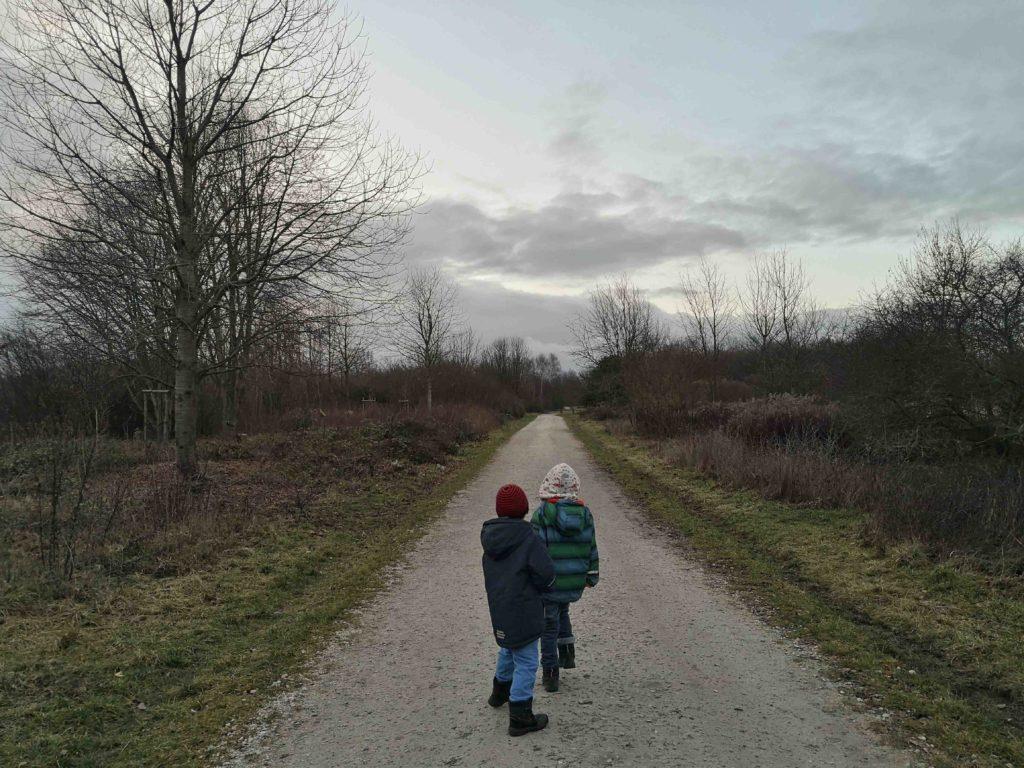Arboretum Wege