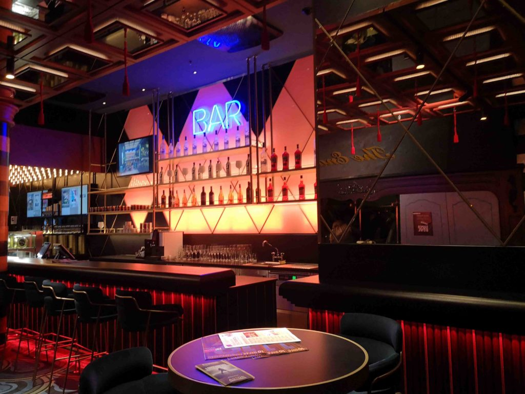 Bar Kino Astor Lounge