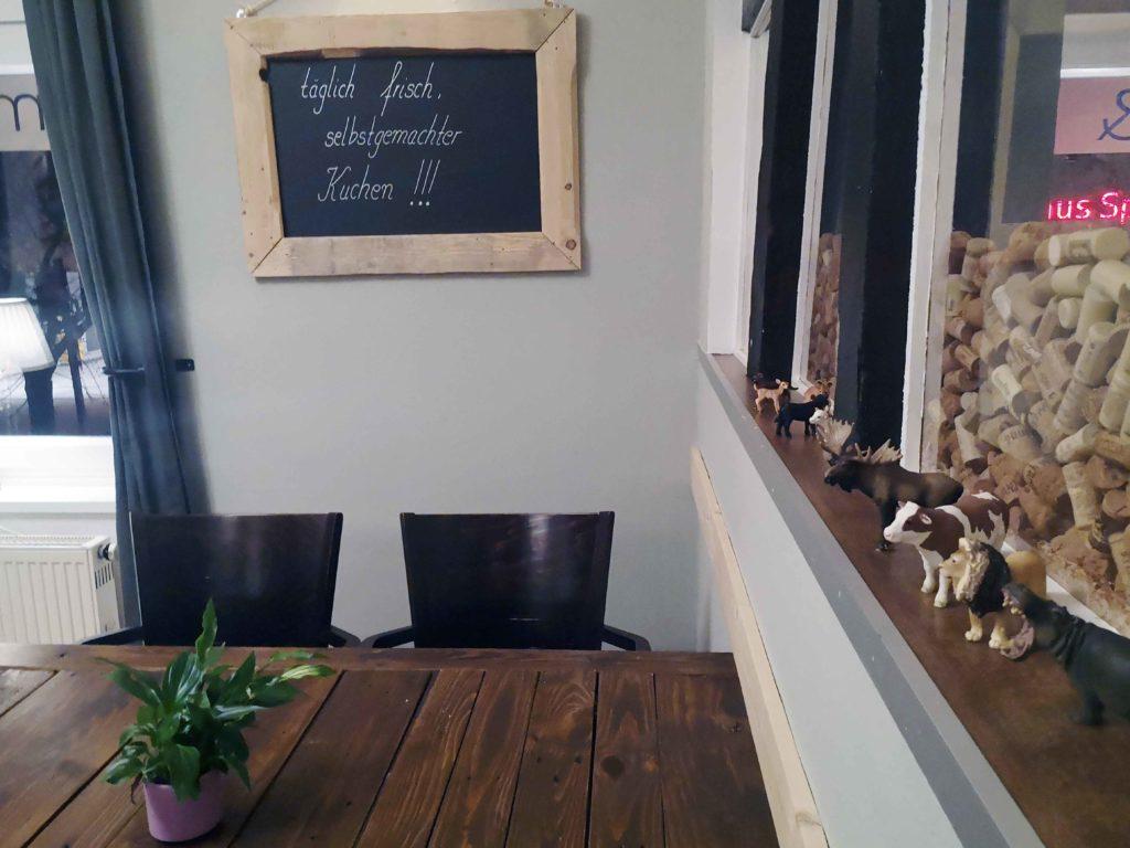 Innenraum Kindercafé
