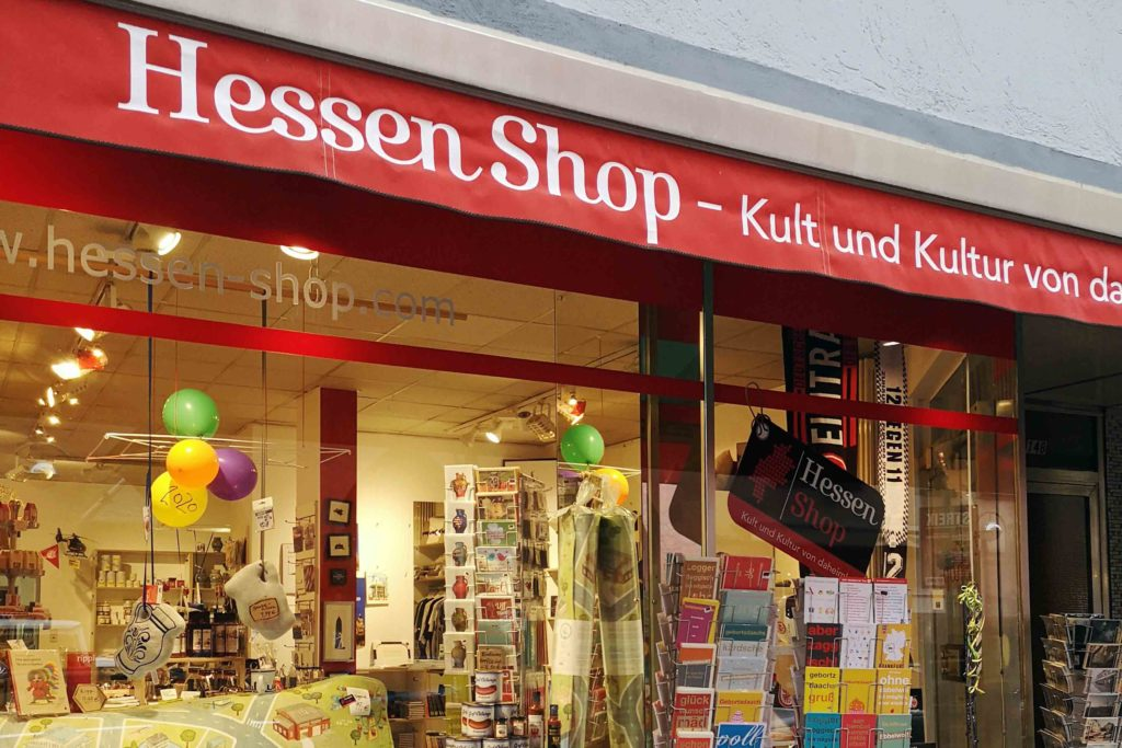 Hessen Shop Berger Straße Frankfurt