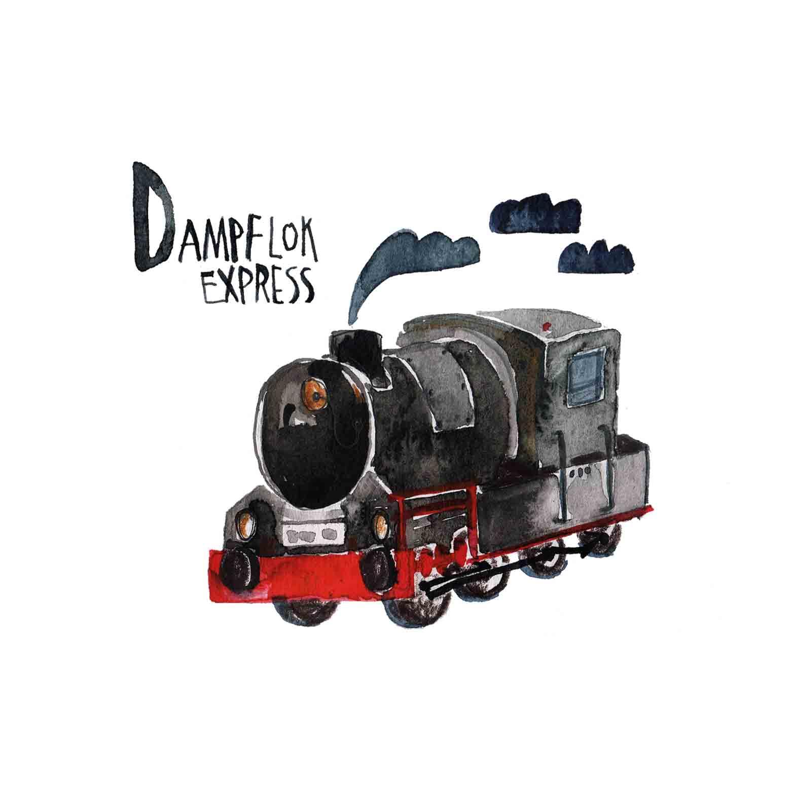 D Dampflok Express