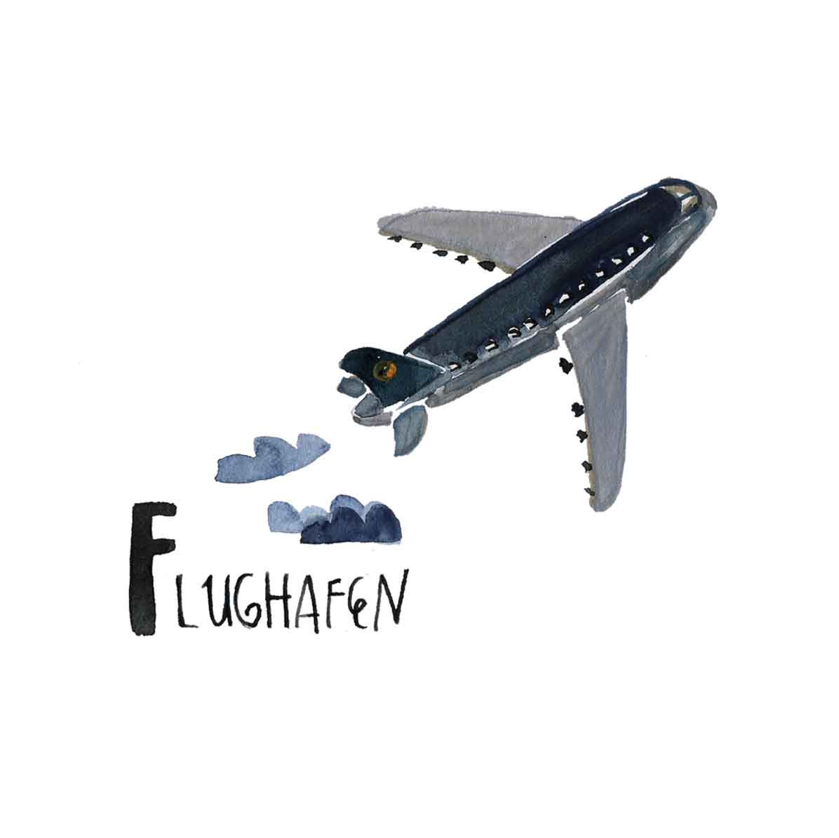 F Flughafen