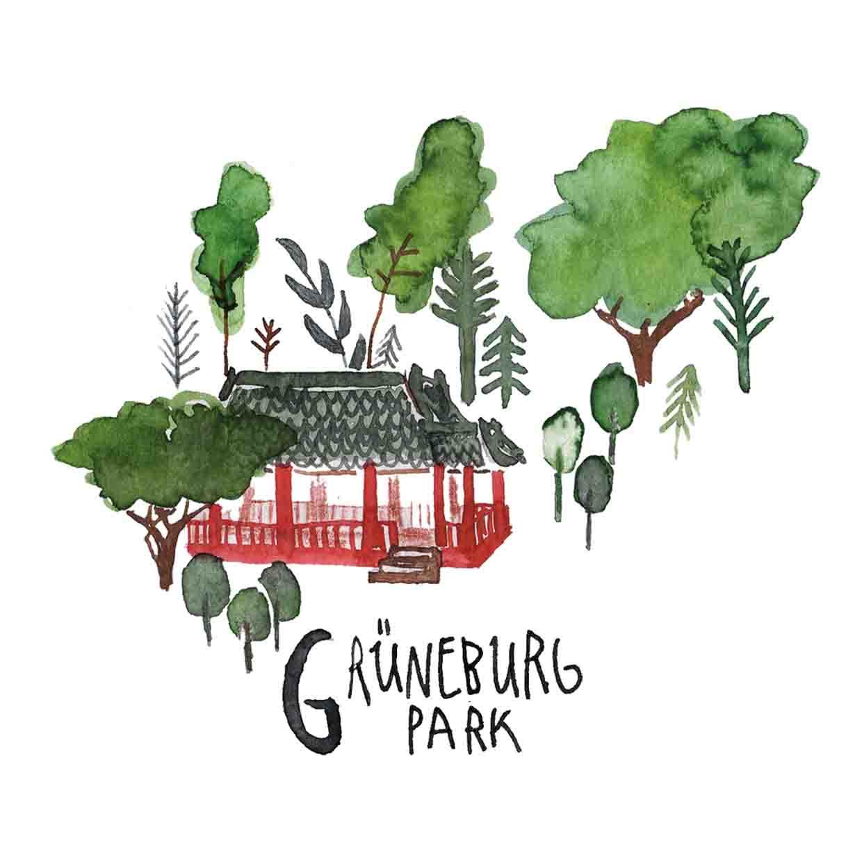 G Grüneburgpark