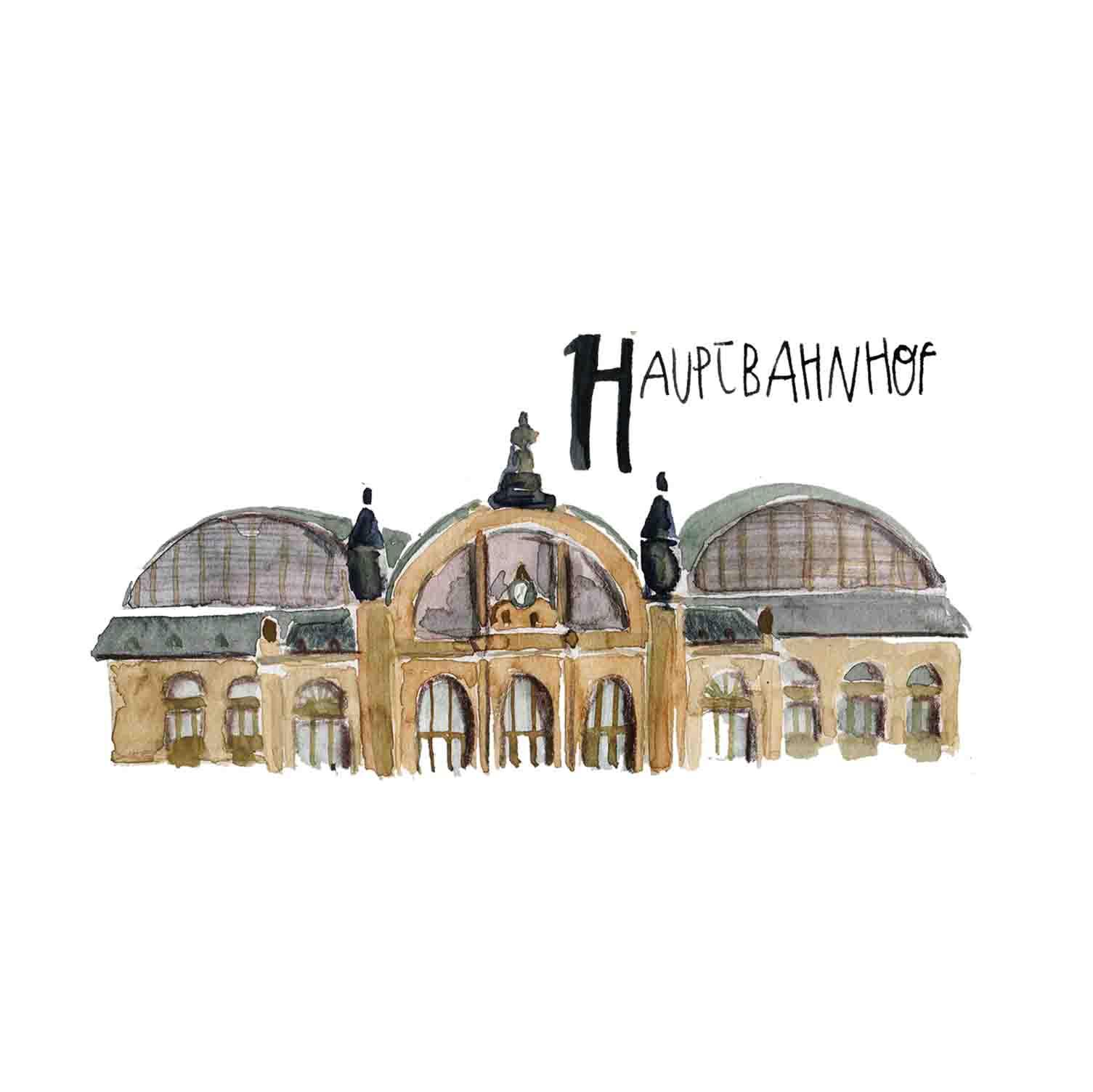 H Hauptbahnhof
