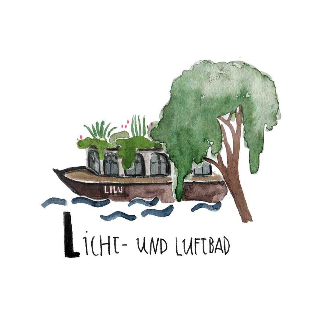 L Licht- und Luftbad