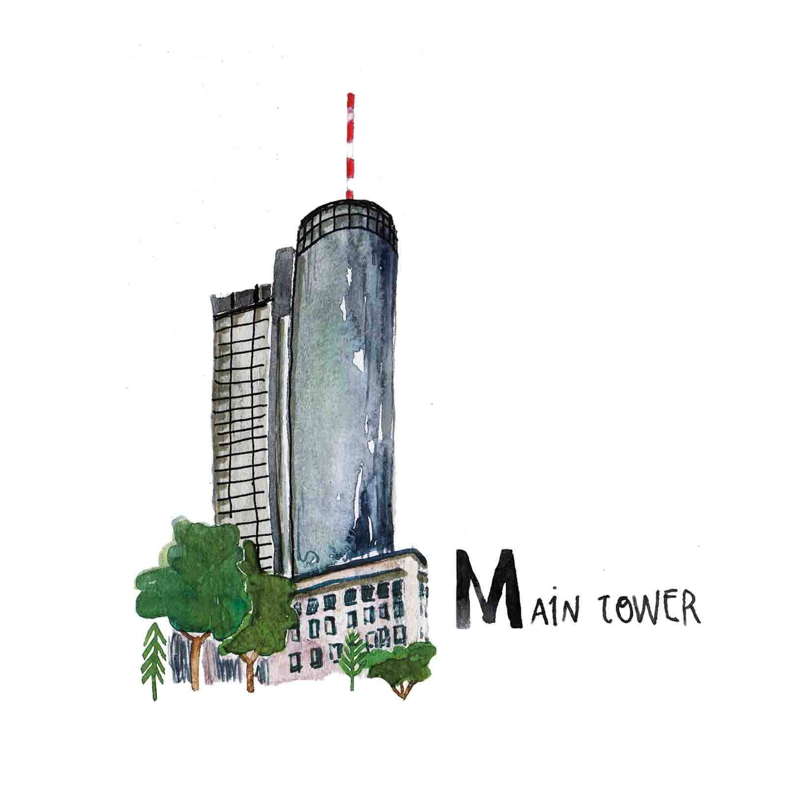 M Main Tower