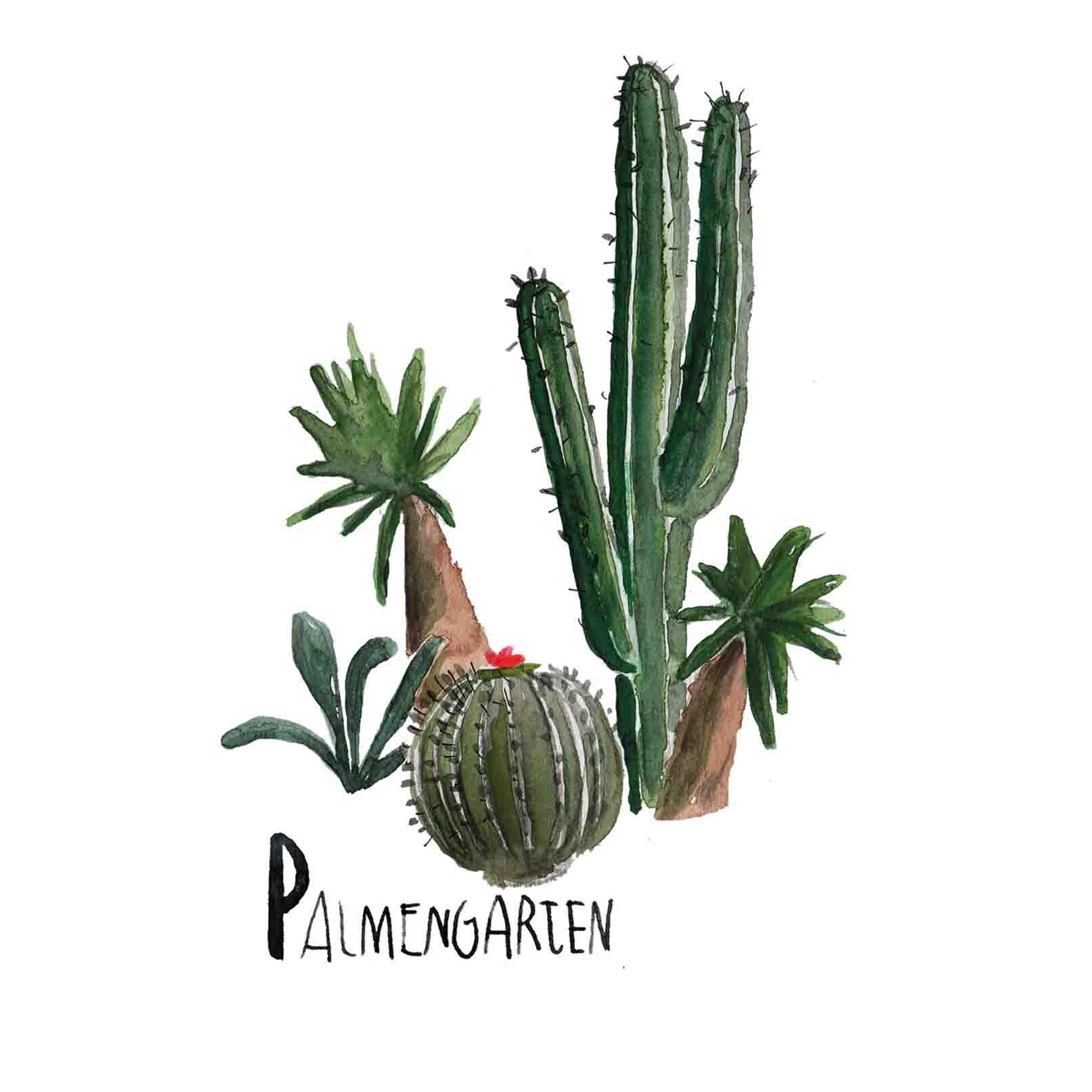P Palmengarten