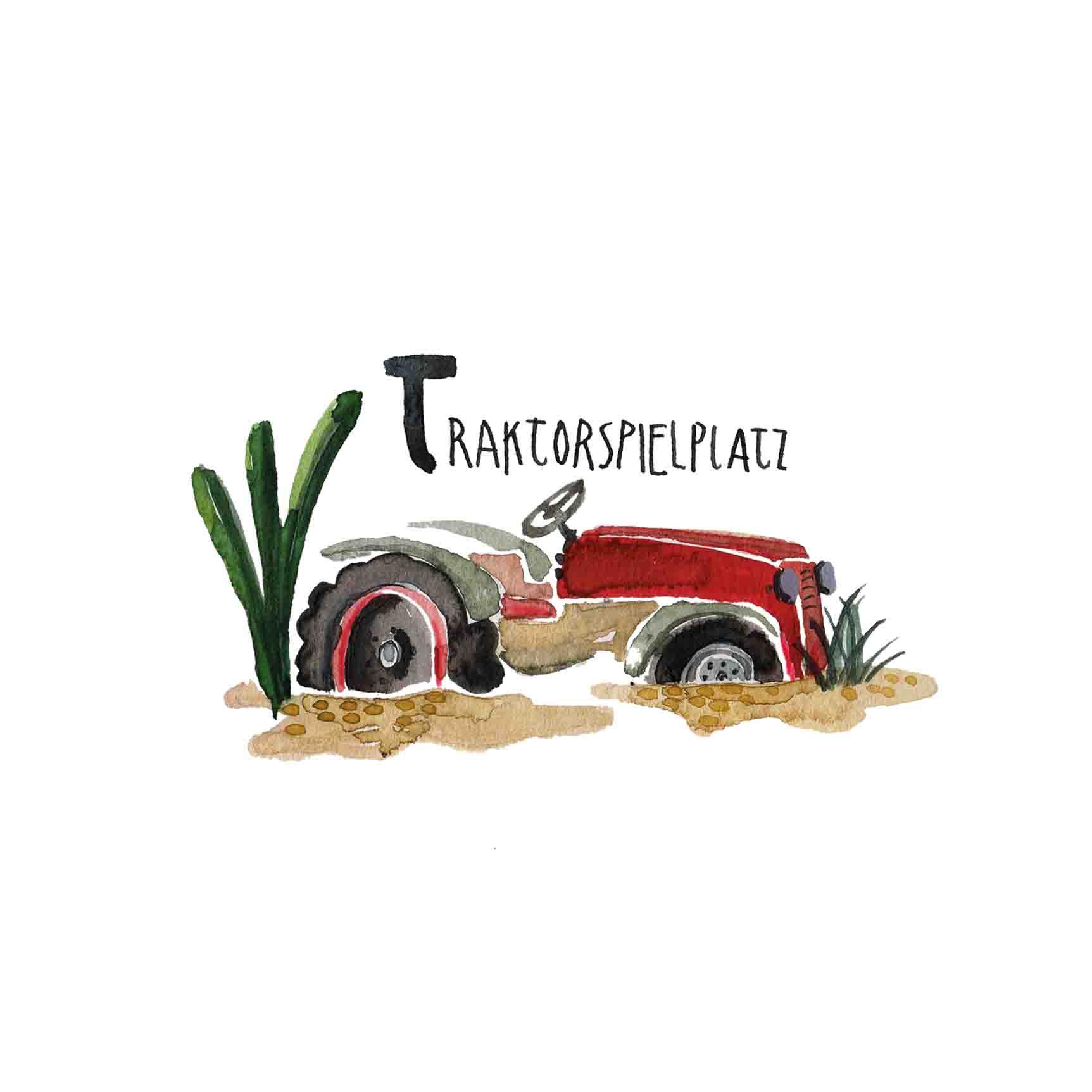 T Traktorspielplatz