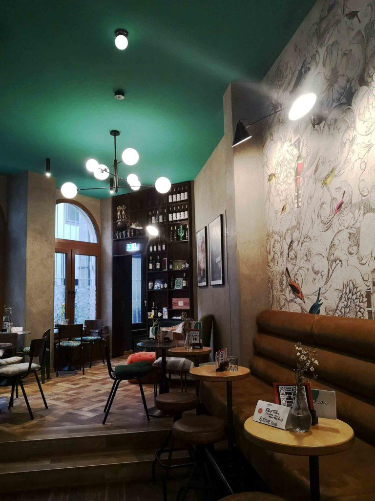 Café im Harmonie Frankfurt