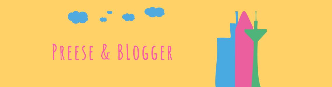 Presse und Blogger