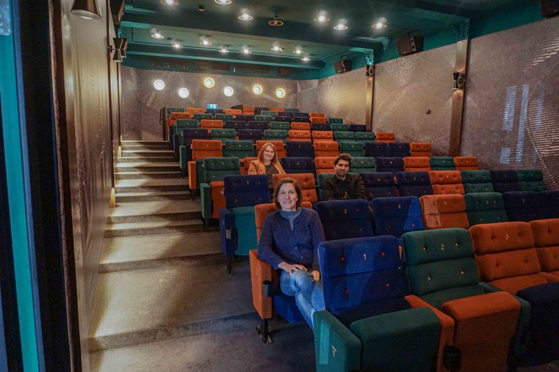 Kino für Eltern