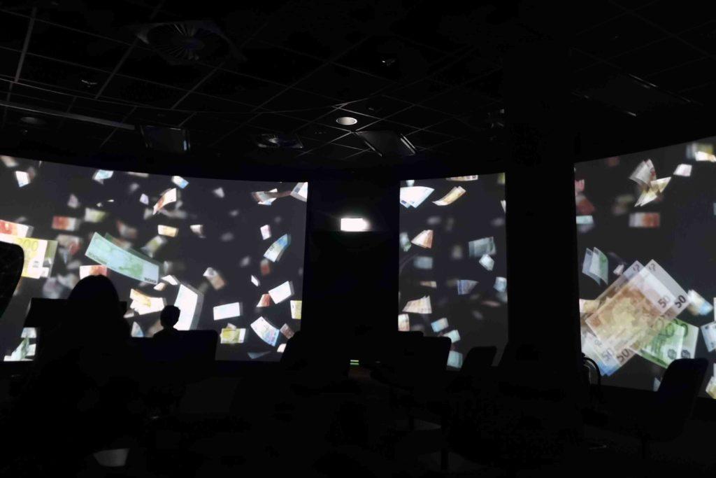 360 Grad Kino Geldmuseum
