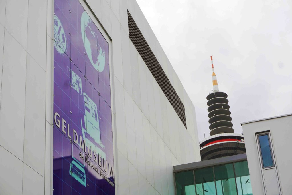 Geldmuseum Ginnheimer Spargel Frankfurt