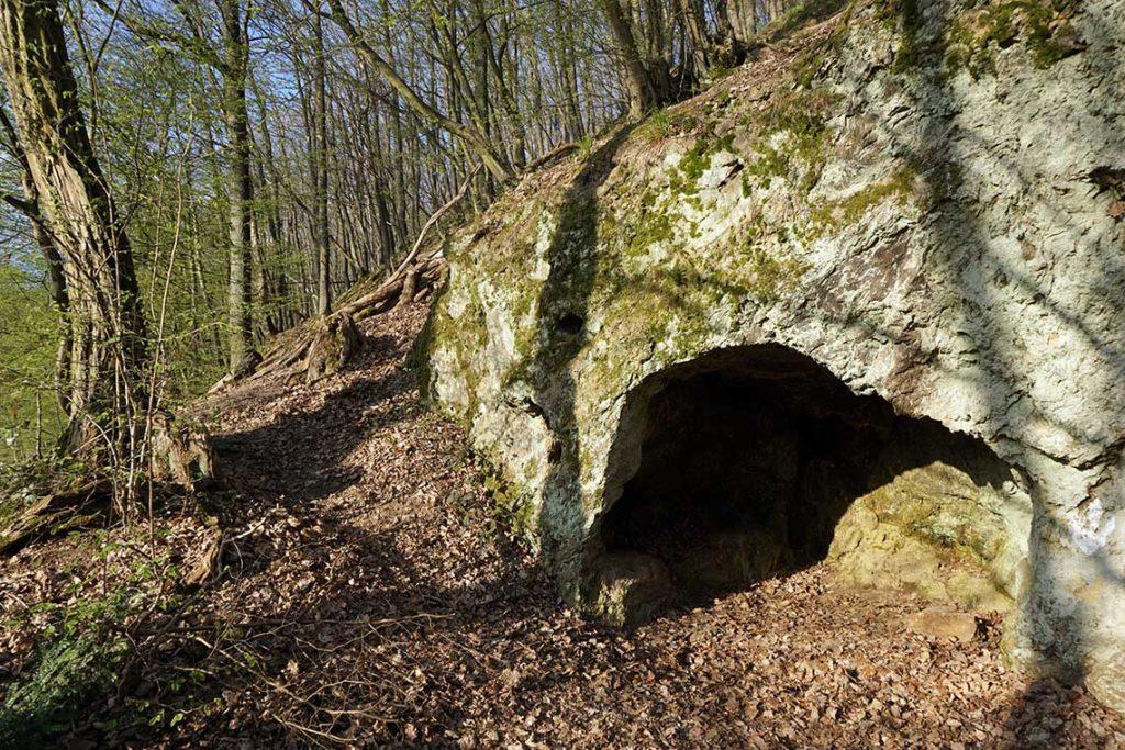 Grotte Fuchshöhle Kelkheim
