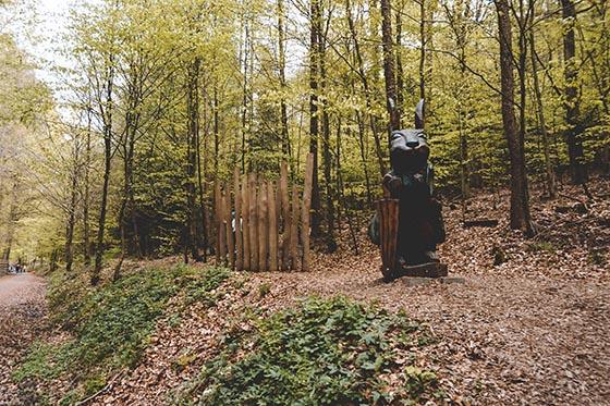 Skulpturenpfad Büdingen