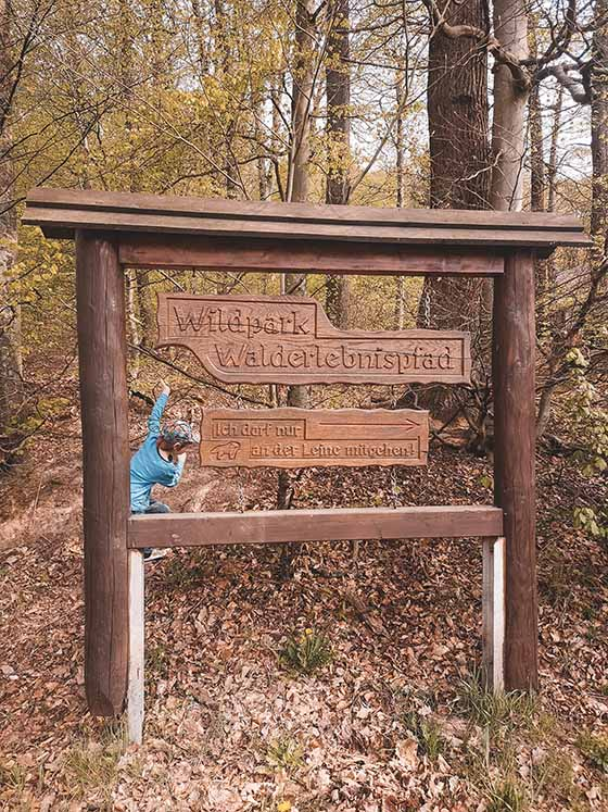 Büdingen Walderlebnispfad