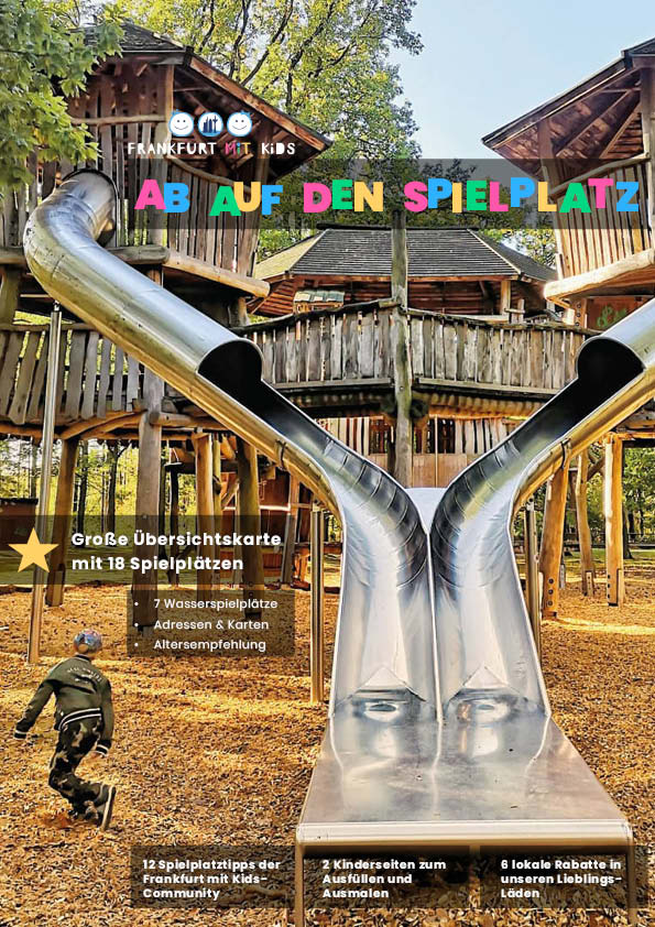 Digitales Magazin Spielplatz