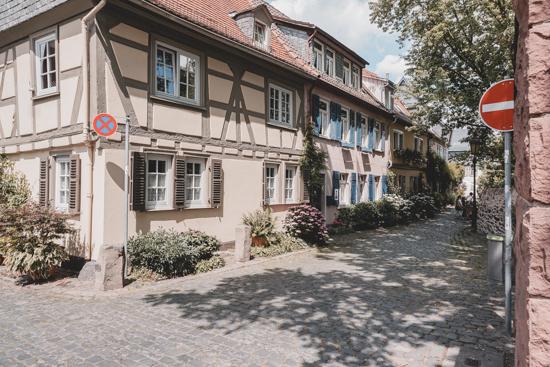 Höchster Altstadt