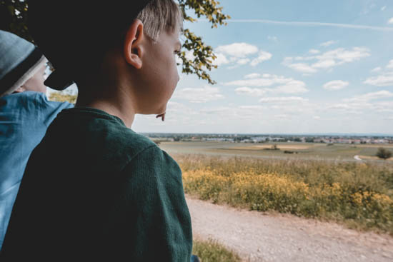 Schauinsland Panoramaweg Kinder