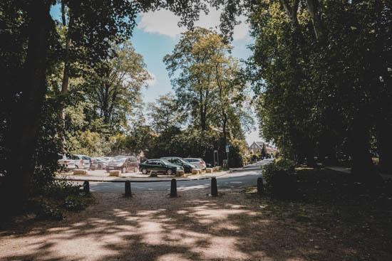 Parkplatz Bad Weilbach