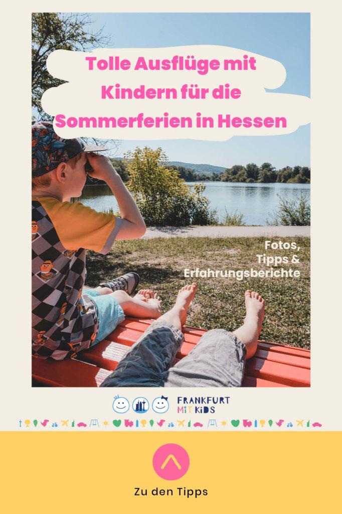 Ausflugstipps Kinder Sommer