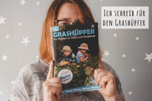 Grashüpfer Frankfurt mit Kids